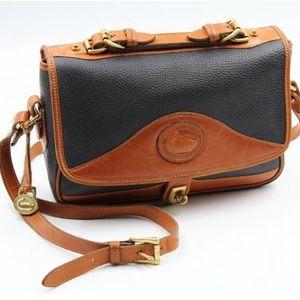 Dooney & Bourke Vintage Carrier Shoulder Bag